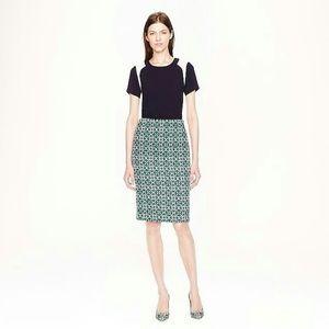 J. Crew pencil skirt